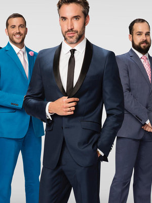"""Finding Prince Charming"" Cast Revealed -- See Men Competing on Gay Dating Show!"