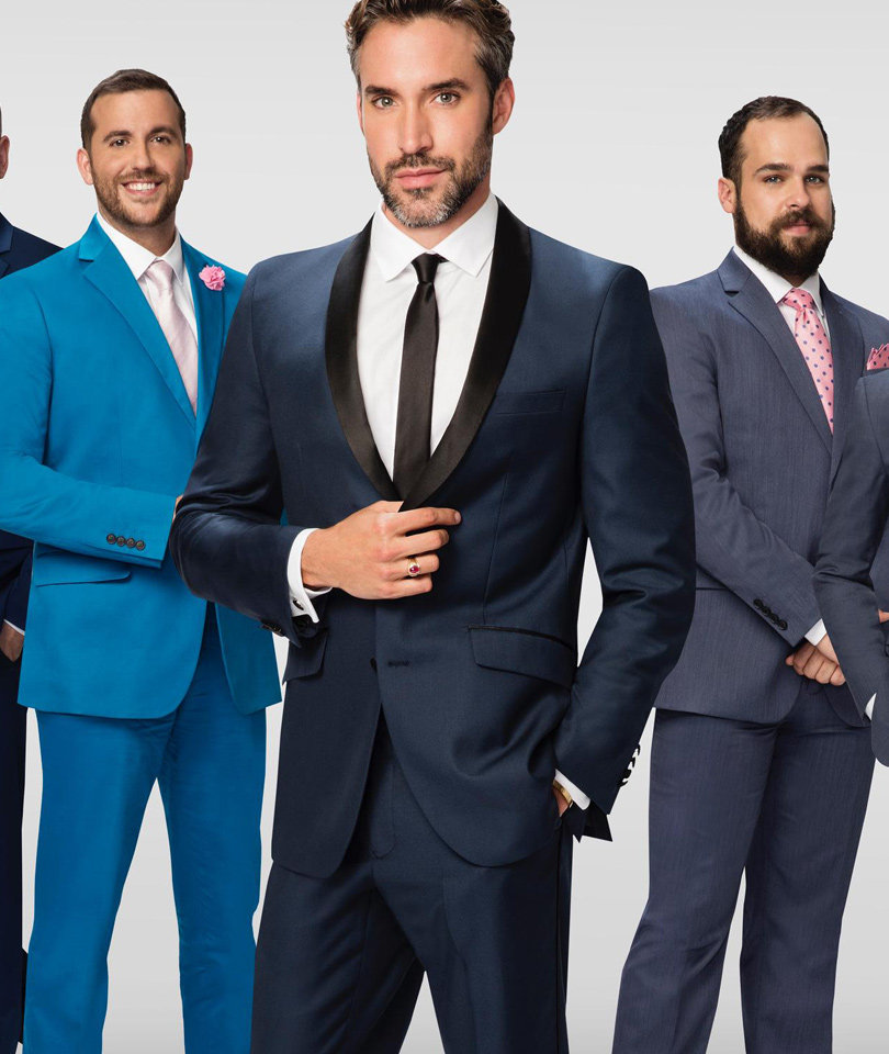 """""""Finding Prince Charming"""" Cast Revealed for Gay Dating Show"""