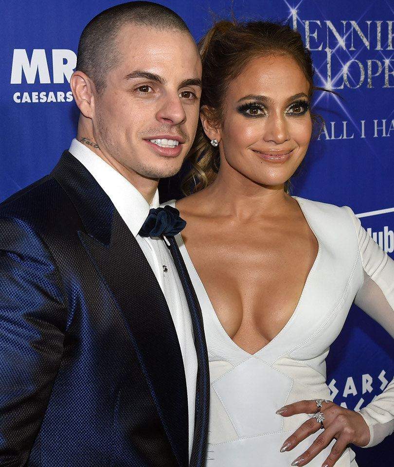 Jennifer Lopez & Casper Smart Split ... Again!