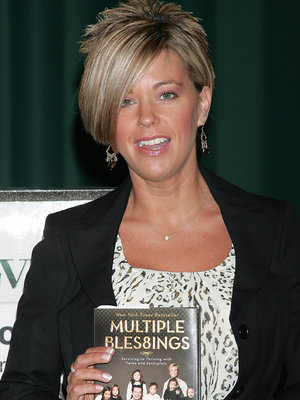 "Kate Gosselin Reveals Son Collin ""Has Special Needs"""