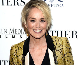 "Sharon Stone Enjoys the ""Last Day of Summer"" With Three Sons"