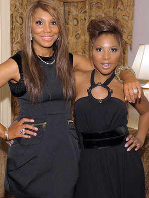 "Toni Braxton Goes OFF on Tamar's ""Negative"" Attitude -- ""I Can't Take It Anymore!"""
