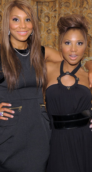 """Toni Braxton Goes OFF on Tamar's """"Negative"""" Attitude -- """"I Can't Take It Anymore!"""""""