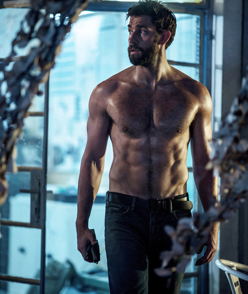 John Krasinski: Sex Is Better Now That I'm Jacked