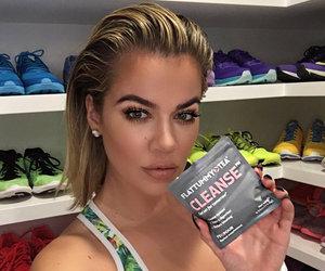 "Khloe Kardashian Says Altering Diet was ""Hard AF,"" Reveals Top Weight Loss Hacks"