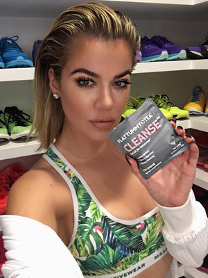 "Khloe Kardashian Says Altering Diet was ""Hard AF,"" Reveals Top Weight Loss Hacks"