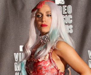 Gaga's Meat Dress, Lil' Kim's Boob & More Wild Fashion of VMAs Past
