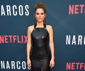 Maria Menounos' Leather Dress -- Fab or Drab?