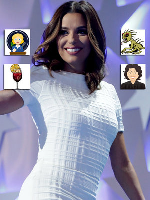 Eva Longoria Releases Emoji Line: Tequila, Chupacabras & Judge Sotomayor All Here!