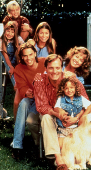 """""""7th Heaven"""" Turns 20 Today -- Wait'll You See Ruthie & Simon Now!"""