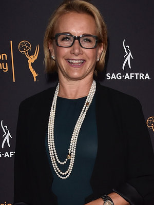 Gabrielle Carteris Steps Out Amid War Against IMDb