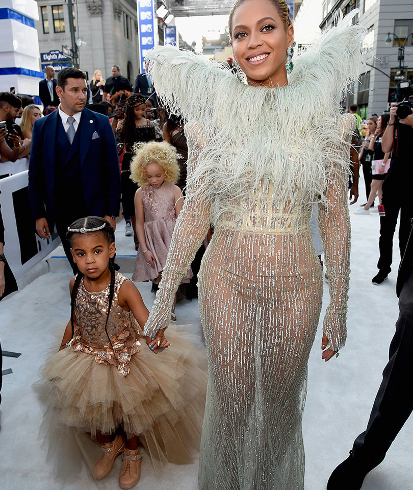 Blue Ivy's Adorable VMA Dress Cost Almost $11k!