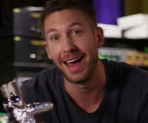 Did Calvin Harris Totally Diss Taylor Swift at the VMAs?
