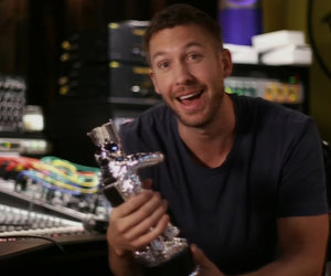 Calvin Harris Wins Best Male Video at VMAs