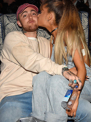 VMA After-Parties: Ariana & Mac PDA, Casper Goes Solo