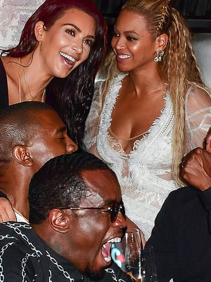 VMA After-Parties: Kim & Bey Celebrate with Kanye & More