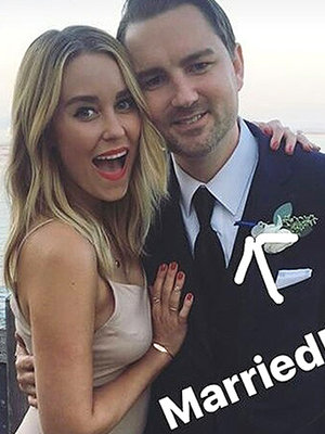 """Laguna Beach"" Star Dieter Schmitz Gets Married, LC & Stephen Attend Wedding!"
