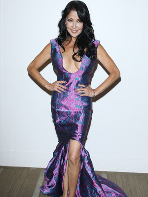 "Apollonia Makes Surprise Appearance at ""Purple Rain"" Screening"