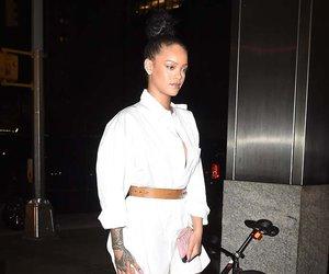 Rihanna's Date Night Look -- Fab or Drab?