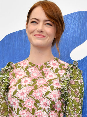 Emma Stone Is Fresh in Floral & More Hot Hollywood Photos