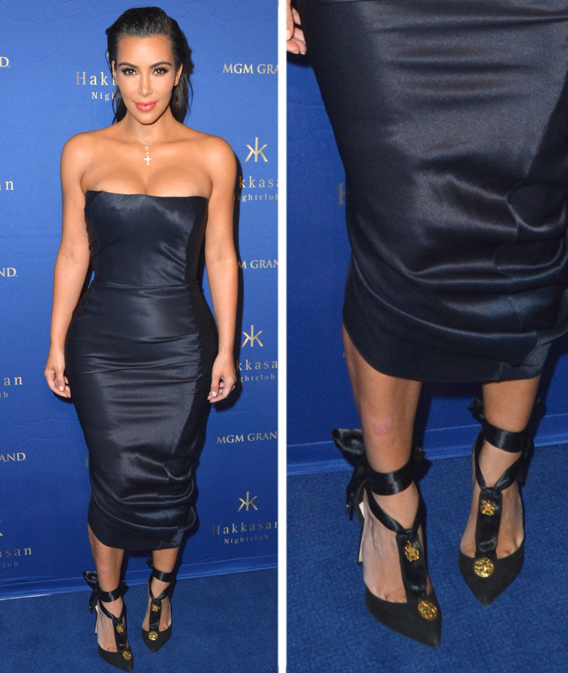 Kim Kardashian Gets Real About Psoriasis Condition Quot I