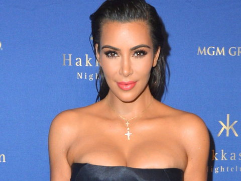 "Kim Kardashian Gets Real About Her ""Big Flaw"""