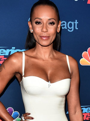 Mel B Hits red Carpet with Adorable Daughter Madison