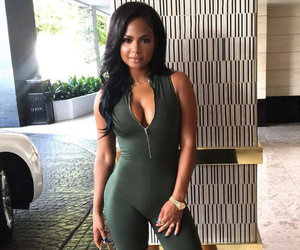 Christina Milian's Body Is Banging In This Racy Romper